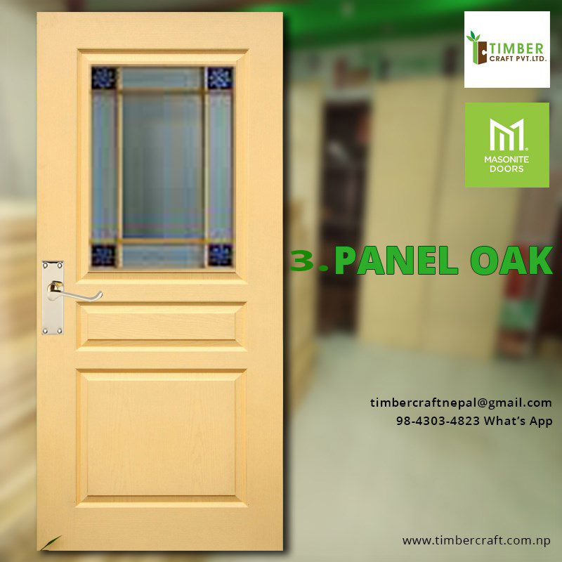 What Is Panel Door with Glass on it ?